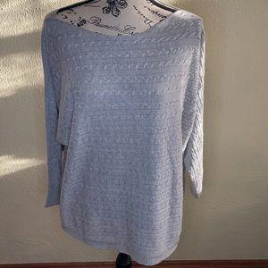 Market & Spruce sweater XL